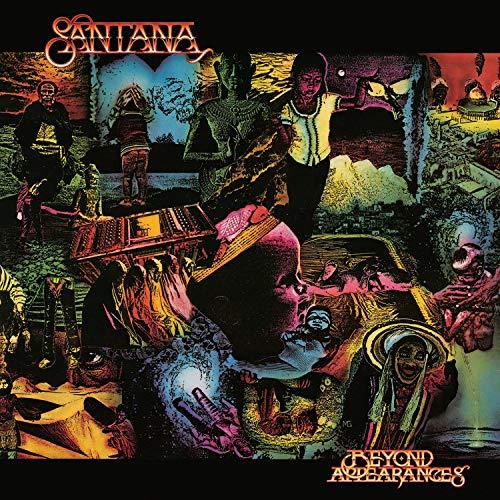 Santana: Beyone Appearances (Audio CD)