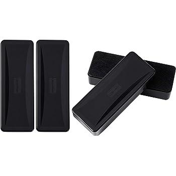 AmazonBasics Dry Erase Whiteboard Eraser - Set of 4