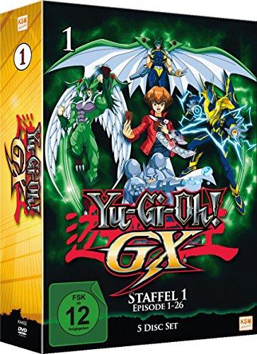 Yu-Gi-Oh! GX - Staffel 1.1 (Episode 01-26 im 5 Disc Set)