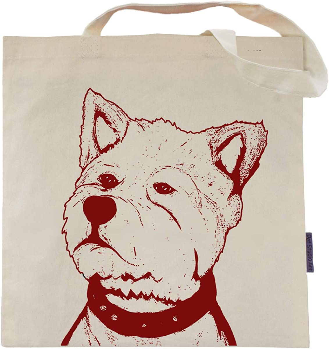 Dog Tote Bag by Cheap super special price Pet Studio Raleigh Mall Art