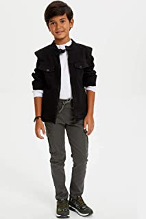 DeFacto Bağcıklı Kargo Pantolon Erkek çocuk Pantolon