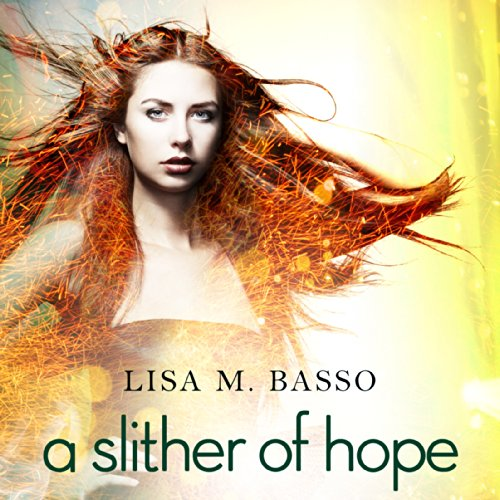 A Slither of Hope audiobook cover art