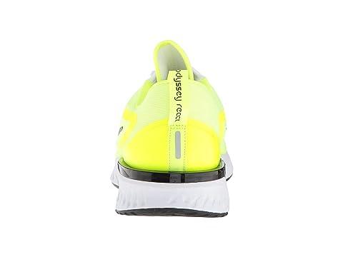 Brillante Carmesí Voltio Negro Blanco Nike React Odyssey w8nv4qwYXx