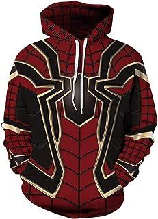 b84714969b3875 TAKUSHI HF Unisex Fashion Galaxy 3D Digital Printed Pullover Hoodies Hooded Sweatshirts  for Sport and Party