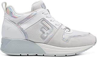 REPLAY Women's Plugin Lace Up Sneakers White