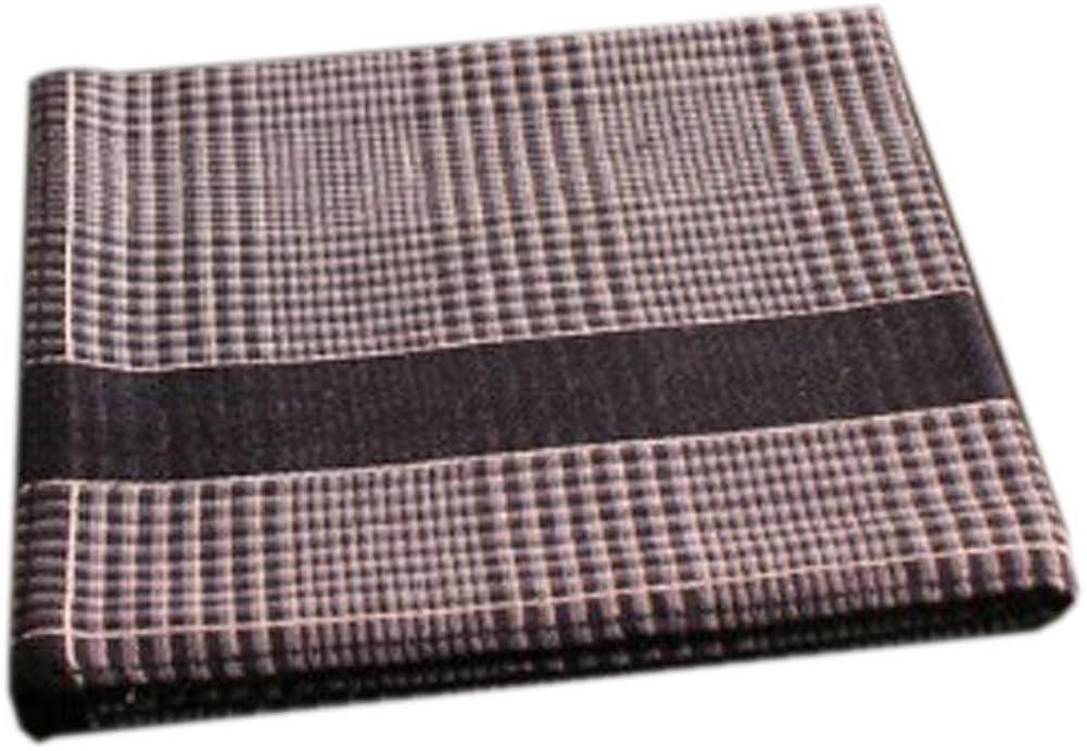 Boxed Fancy 2 PCS/Men's Cotton Graceful Handkerchiefs/Blue