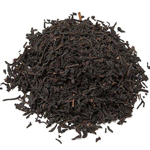 Aromas de Té - Té Negro a Granel Earl Grey con Aroma Natural de Bergamota Antiséptico Natural, 100 gr