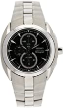 Seiko Men's SNAC17P1 Arctura Black Watch 並行輸入品