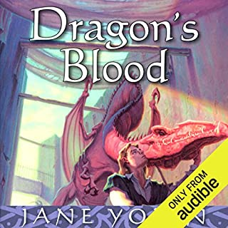 Dragon's Blood     The Pit Dragon Chronicles, Volume 1              By:                                                                                                                                 Jane Yolen                               Narrated by:                                                                                                                                 Marc Thompson                      Length: 5 hrs and 56 mins     207 ratings     Overall 4.4