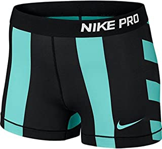 Nike Pro Circulo 3 (Medium, LIGHT AQUA/BLACK//LIGHT AQUA)