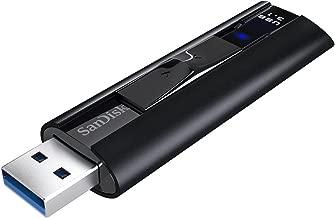 Sandisk Extreme Pro - USB Flash Drive - 128 GB - Black