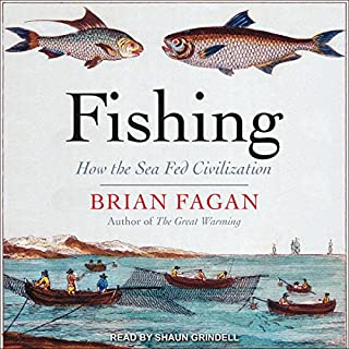 Fishing cover art