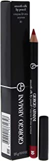 Giorgio Armani Smooth Silk Lip Pencil - 10 By Giorgio Armani for Women - 0.04 Oz Lip Pencil, 0.04 Ounce