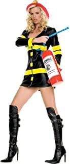 Fire Woman Costume (Women's Adult Costume)