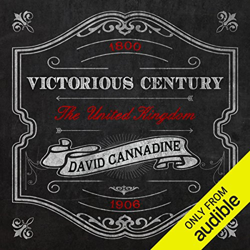 Victorious Century audiobook cover art