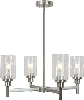 Best contemporary glass light fixtures Reviews
