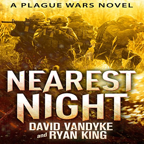 Nearest Night audiobook cover art