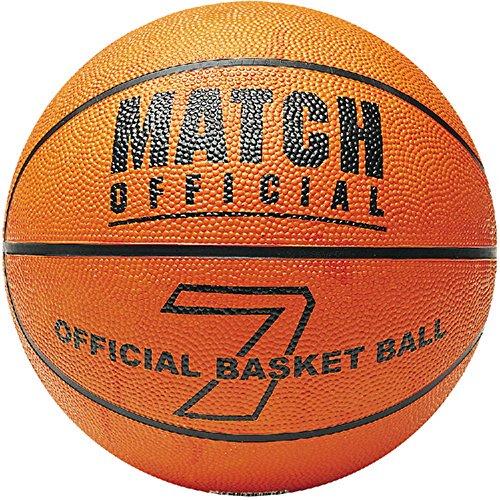 Basketball Match Gr. 7 aufgeblasen, 1 Stück