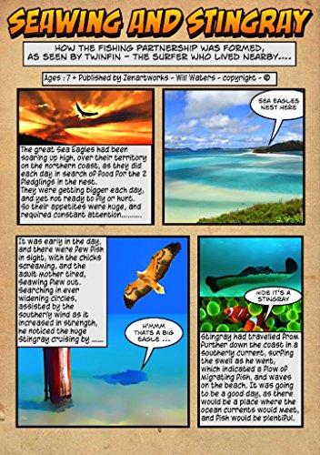 Seawing & Stingray (English Edition)