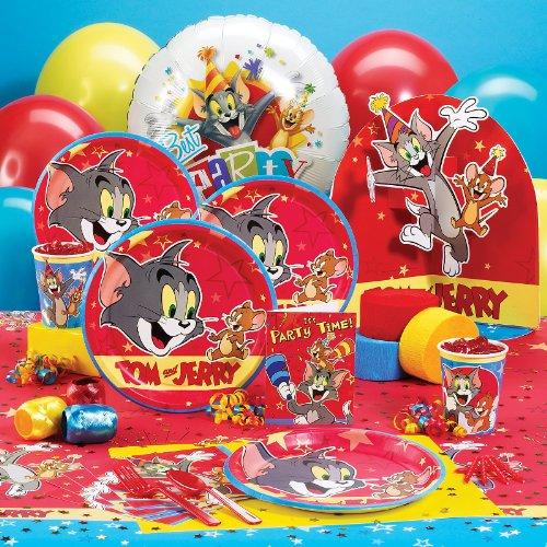 『Tom and Jerry Basic Party Pack トムとジェリーベーシックパーティーパック♪ハロウィン♪クリスマス♪』のトップ画像