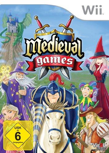 Medieval Games [Importación alemana]