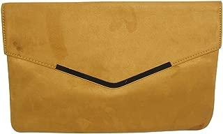 Envelope Foldover Casual Evening Clutch Bag