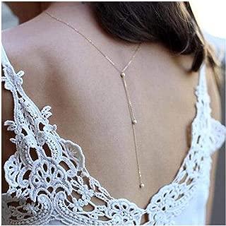 Best front drop necklace Reviews
