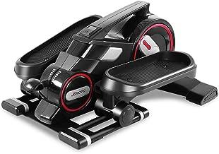 JOROTO Desk Elliptical Mini Stepper - Under Desk Elliptical Steppers for Exercise, Desk Pedal Exerciser with Unique Design