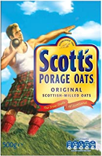 Scotts Porridge Oats - 1.1 lbs (500gm)