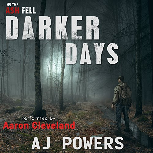 Darker Days audiobook cover art