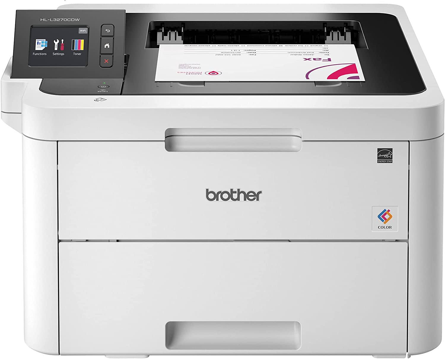 Spring new work Brother HL-L3270C Compact Wireless Digital Printer w Laser Max 40% OFF Color