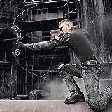 Funtress 51' Takedown Longbow 40 lbs Dessiner Poids Droitier Pêcher à l'arc de Formation de Chasse
