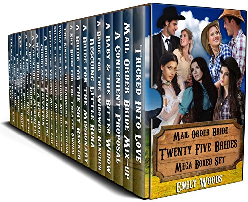 Mail Order Bride: Twenty Five Brides Mega Boxed Set