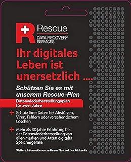 Seagate Datenrettungsservice, Produktkarte mit Code zur Registrierung, Deutsch, PC & Mac, Modellnr.: STZZ794
