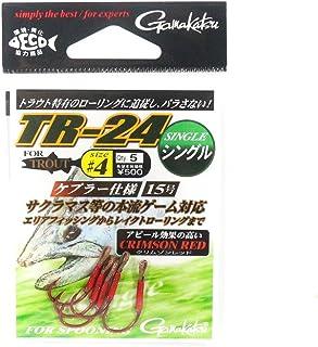 がまかつ(Gamakatsu) シングルフック TR-24 67883
