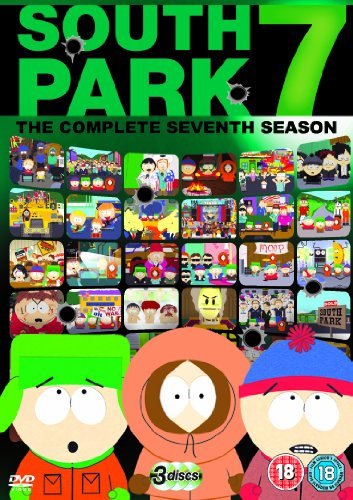 South Park Season 7 (3 Dvd) [Edizione:...