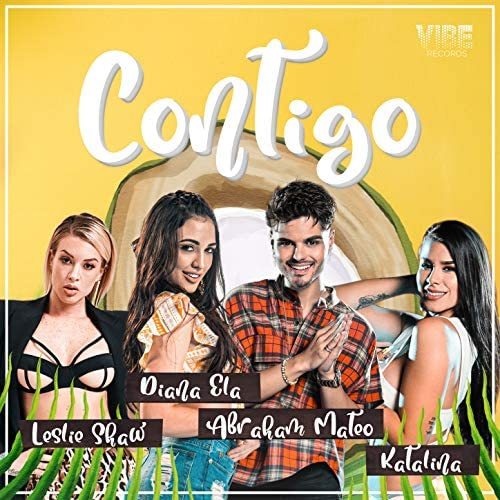 Diana Ela, Abraham Mateo & Leslie Shaw feat. Katalina