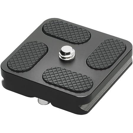 Cullmann Cross Cx410 Kupplungsplatte Schwarz Kamera