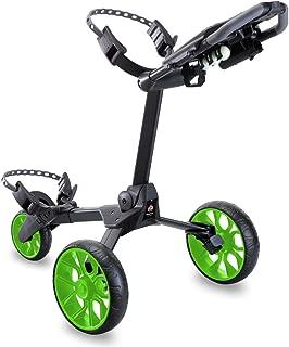 golf push cart that follows you