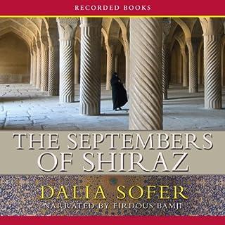 The Septembers of Shiraz audiobook cover art