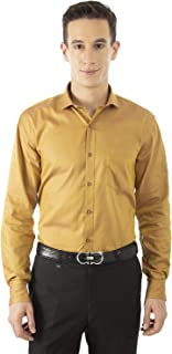 About men Belgium Cotton Casual Formal Plain Solid Full Sleeves Slim Fit Shirt for Men Office Party