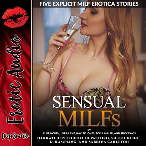 Sensual MILFs audiobook cover art
