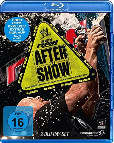 Best of Raw - After the Show (OmU) [Blu-ray]
