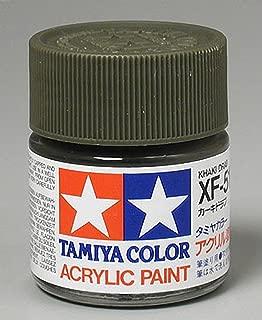 Tamiya Acrylic XF51 Khaki Drab 23ml Bottle