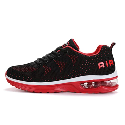 4942e961ee7e Fexkean Hommes Femme Basket Mode Chaussures de Sports Course Sneakers  Fitness Gym athlétique Multisports Outdoor Casual