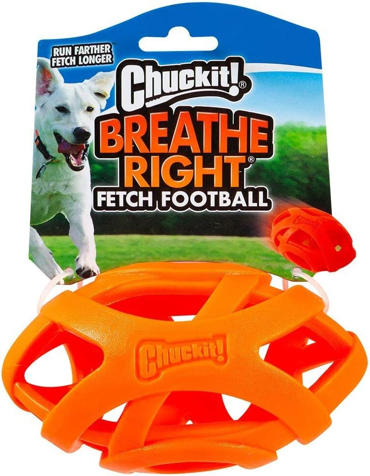 Chuckit! Breathe Right Fetch Dog Toy
