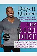 The 3-1-2-1 Diet: Eat and Cheat Your Way to Weight Loss--Up to 10 Pounds in 21 Days Copertina flessibile