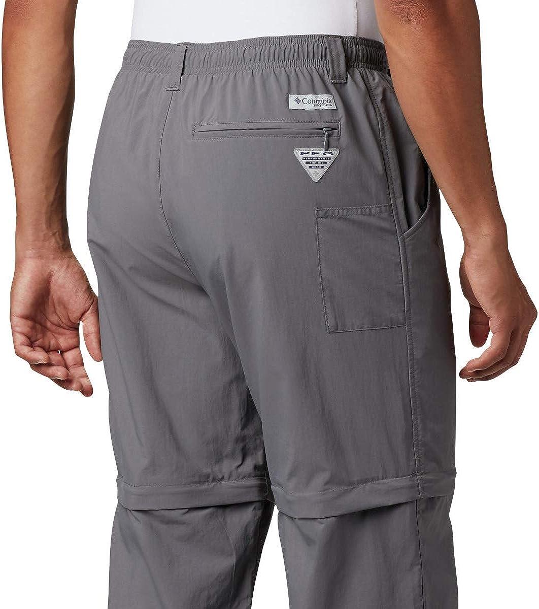 Columbia Mens Backcast Convertible Pant