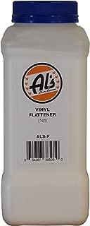 Al's Liner ALS-F Vinyl Flattener (Hardener), Extra Strength Truck Bed Liner Additive, Truck Bed Liner Hardener, Truck Bed Liner Additive, Matte Finish, Undercoating - 1 Quart