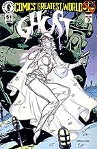 Comics Greatest World Ghost Week 3